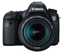 Canon EOS 6D + 24-105 IS STM