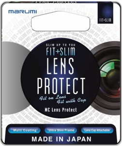 Marumi filtr Lens Protect Fit + Slim MC 62mm