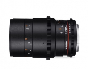 Samyang 100mm T3,1 VDSLR ED UMC MAKRO do Sony E