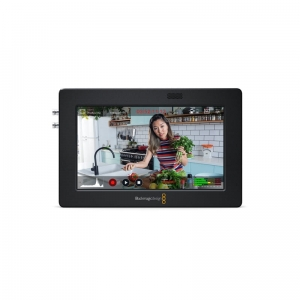 BLACKMAGIC VIDEO ASSIST 5'' 3G  Monitor, Rejestrator