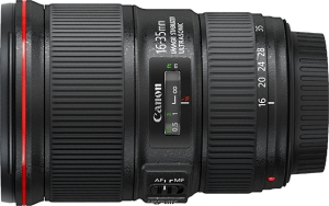Canon EF 16-35 f/4L IS USM