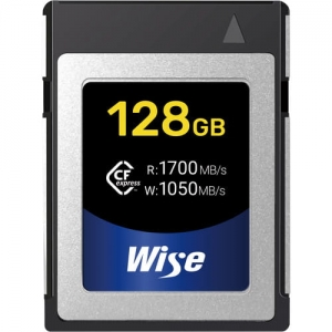 Karta WISE CFexpress 128gb Type B