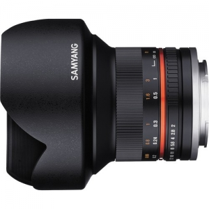 Samyang 12mm F2,0 do Sony E