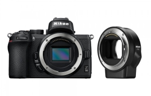 NIKON Z 50 Body Z50 + FTZ Adapter-RABAT 470zł