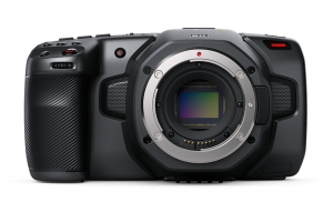 Blackmagic Pocket Cinema Kamera 6K + CFast 64GB (bez programu DaVinci)
