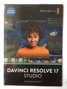 Program Blackmagic DaVinci Resolve Studio 17-Kod aktywacyjny
