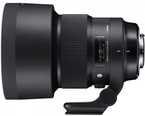 Sigma 105mm F/1.4 DG HSM ART do Canon