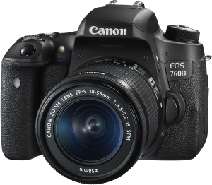 Canon EOS 760D + 18-55 IS STM