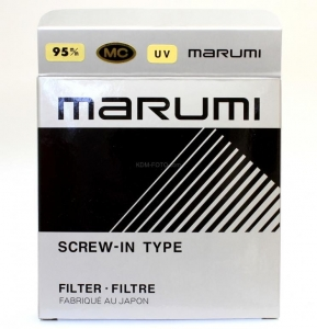 Marumi filtr UV 95mm SCREW-IN TYPE do 150-600