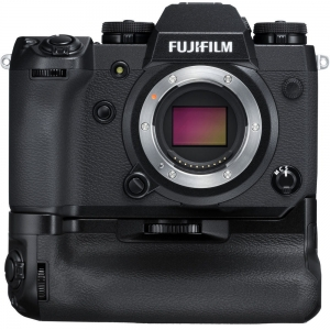 Fuji X-H1 body + grip VPB-XH1