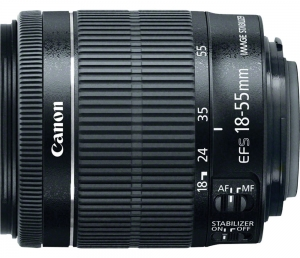 Canon 18-55mm f/3.5-5.6 IS STM , wersja OEM