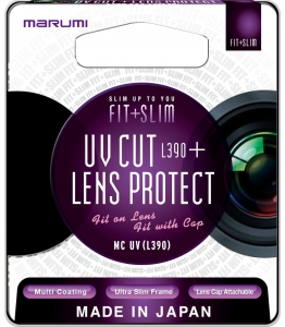 Marumi filtr UV Fit + Slim MC 62mm