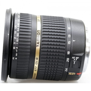 Tamron SP AF 10-24mm F/3.5-4,5 Di II LD Asph. do Canona