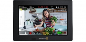 Blackmagic Video Assist 7 , 3G , Monitor, Rejestrator
