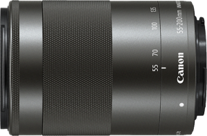 Canon EF-M 55-200 f/4.5-6.3 IS STM