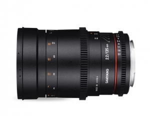 Samyang 135mm T2,2 VDSLR ED UMC do Sony E