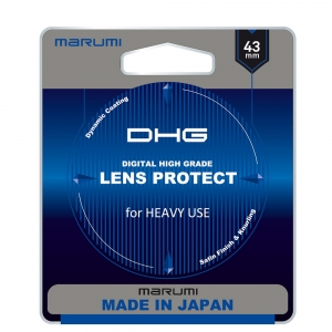 MARUMI DHG Filtr fotograficzny Lens Protect 43mm