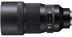 Sigma 135mm F/1.8 DG HSM ART e-mount